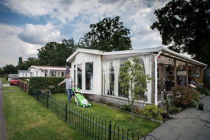 Op recreatiepark Linberg in Molenschot zouden mogelijk ook voorzieningen kunnen komen voor tijdelijke huisvesting van spoedzoekers als het aan de PvdA van Gilze en Rijen ligt.
