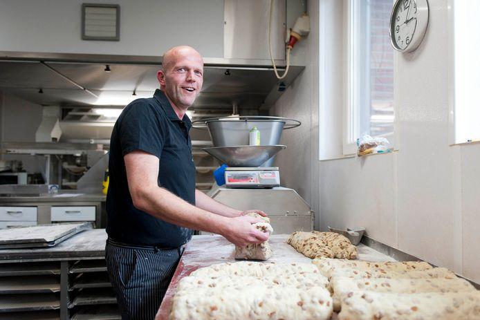 Wout Vree Egberts leeft voor zijn brood. ,,Het blijft prachtig om van mooie grondstoffen goede kwaliteitsproducten te maken.''