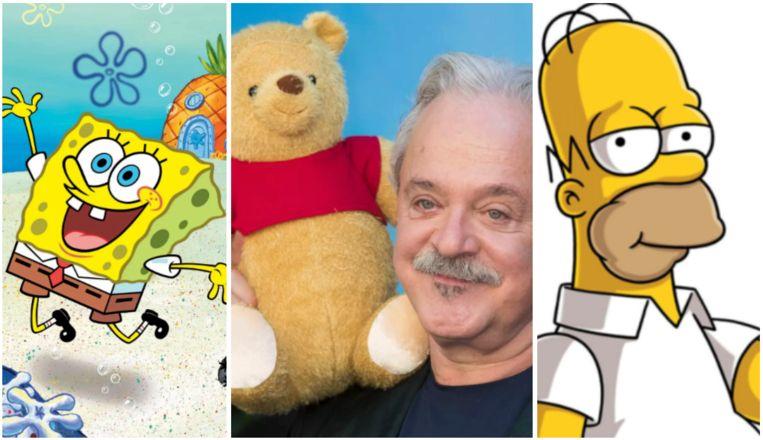 Wie zit er achter onze favoriete cartoons?
