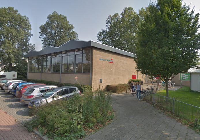 Een van de gemeentelijke gymzalen in Gorinchem.