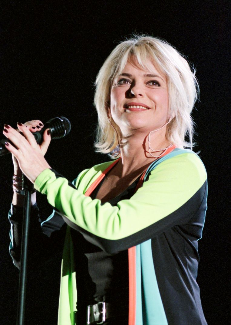 France Gall in 1996.