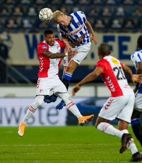 Samenvatting | Heerenveen wint eenvoudig na twee rode kaarten Emmen