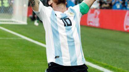 Herboren Messi(as)