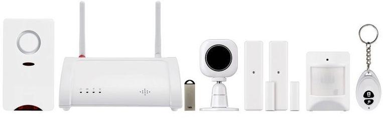 Een systeem van Home8 dat, via IFTTT, ook de connectie maakt met andere slimme technologie in huis.