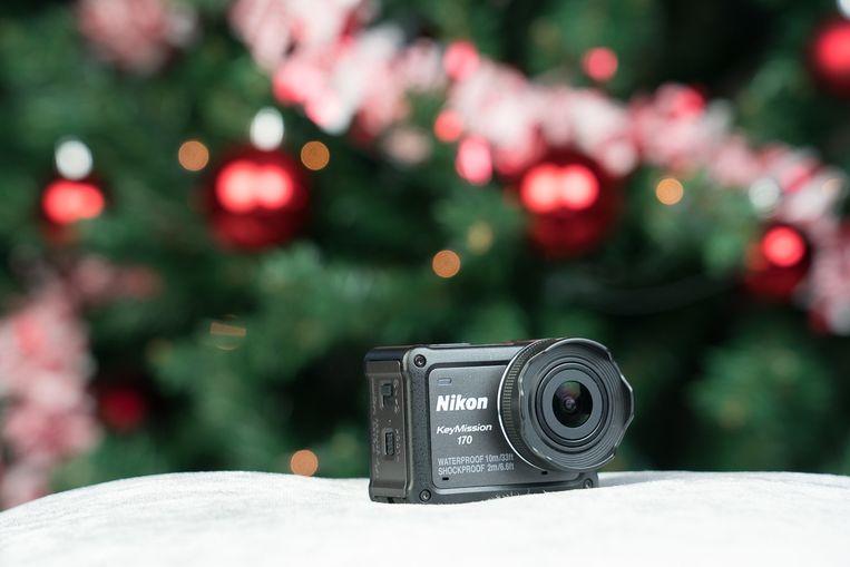 De Nikon KeyMission 170.