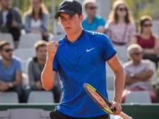Drontense tennisser Nijboer naar tweede ronde in Egypte