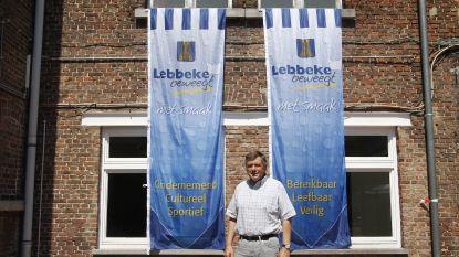 Lebbeke promoot zichzelf met nieuwe vaandels