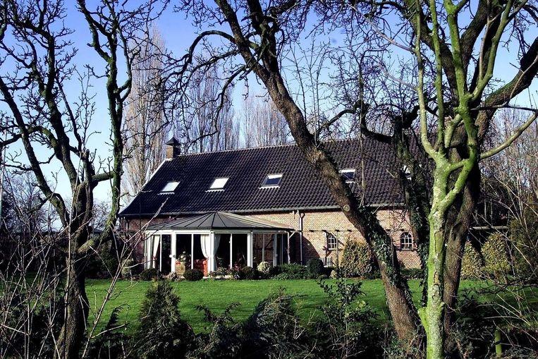 De woning van Corrie van der Valk in Nederasselt, waar ze het laatst gezien werd.