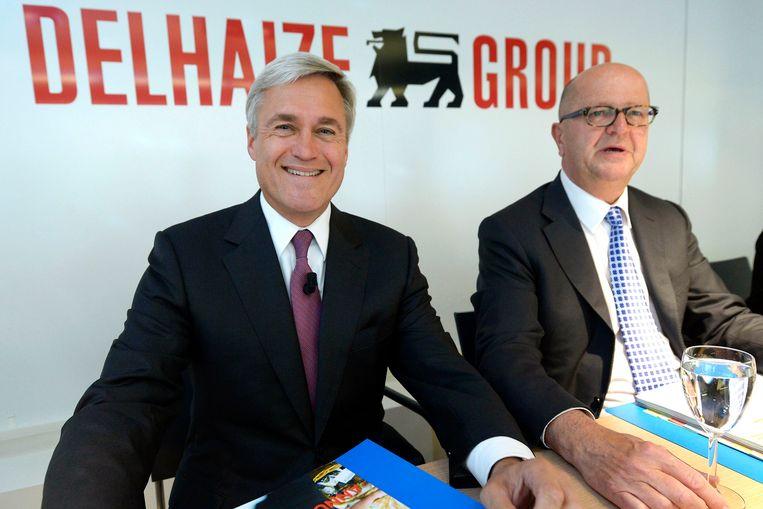 Frans Muller (CEO) en Mats Jansson (rechts)