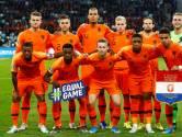 Stand en programma in groep van Oranje