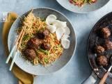 Recept van de dag: Indonesische gehaktballen met mie