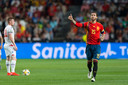 Sergio Ramos is met 167 interlands (samen met Iker Casillas) recordinternational van Spanje.