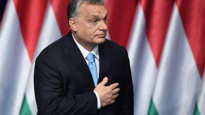 """Orban verontschuldigt zich bij Wouter Beke voor """"nuttige idioot""""-uitspraak, CD&V-voorzitter aanvaardt excuses, maar blijft bij standpunt"""