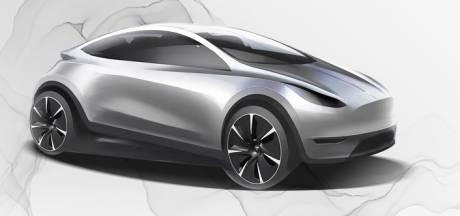 Tesla voedt geruchten over mogelijke 'Model 2'