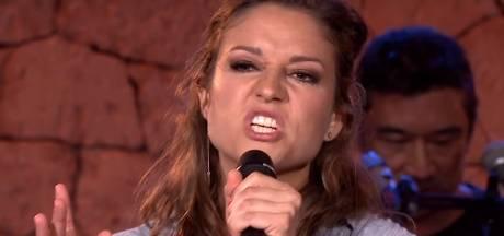 Operaster Maria op roze wolk na gelauwerd rapoptreden: 'Overweldigend'