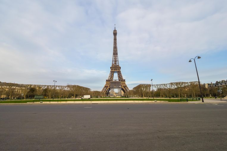 Parijs, Frankrijk. Beeld Getty