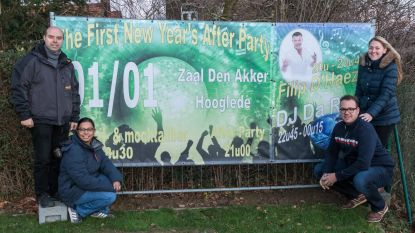 Tweede editie First New Year's After Party