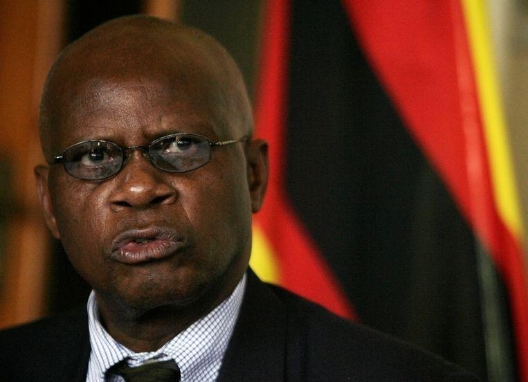 Patrick Chinamasa wordt minister van Financiën.