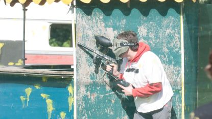 KAZ goes painted: nu inschrijven voor paintball-toernooi