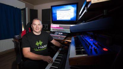 Duitse muziekproducent wil samenwerken met Frank Clarck