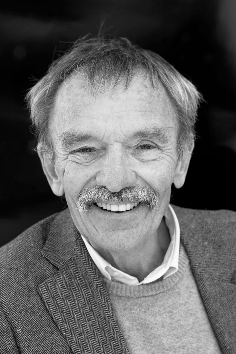 John Jansen van Galen, schrijver, journalist Beeld ANP Kippa
