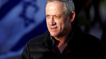 """Gantz noemt belofte van Netanyahu over annexatie Westelijke Jordaanoever """"onverantwoordelijk"""""""