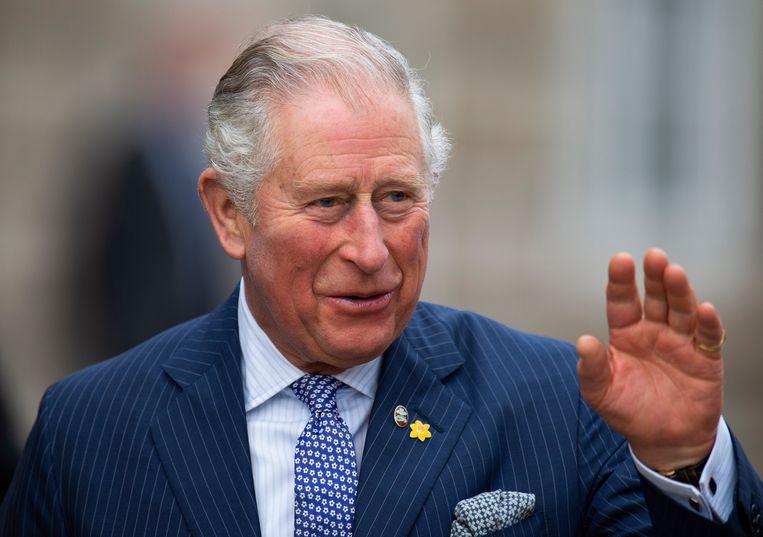 Prins Charles is fan van yoga.