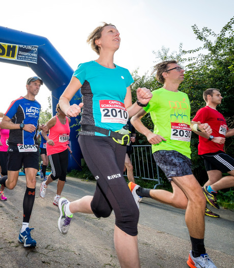 Capelle voegt hardloopwedstrijden samen en krijgt halve marathon
