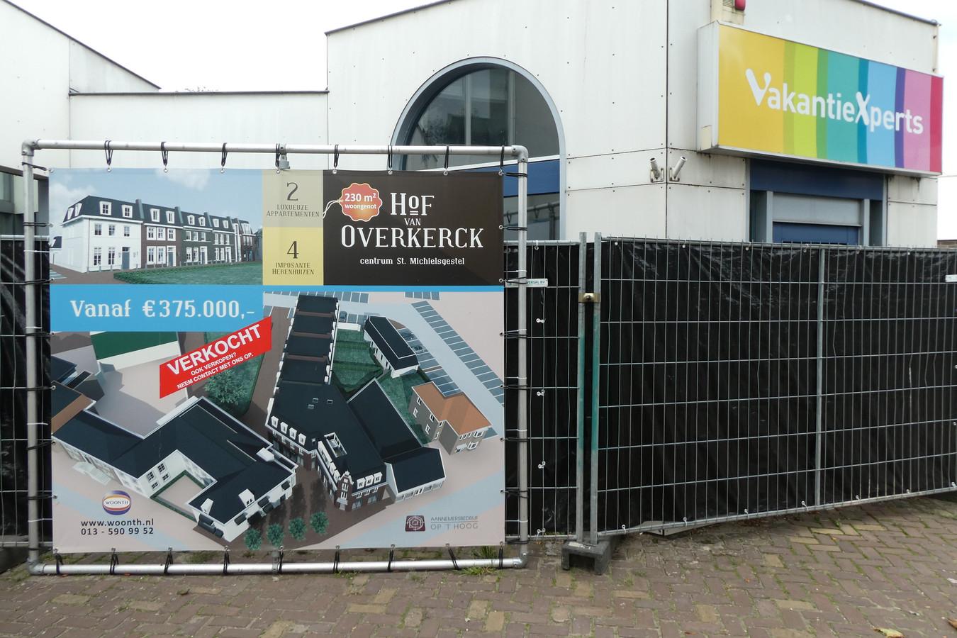 Het plan Hof van Overkerck staat in de startblokken.