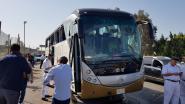 """Explosie treft toeristenbus in Caïro: """"Zeker 16 gewonden"""""""