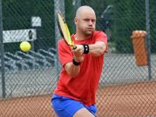 Valse start voor tennissers De Boskreek in Breskens