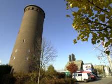 Eén parkeerplek minder rondom watertoren in Stampersgat