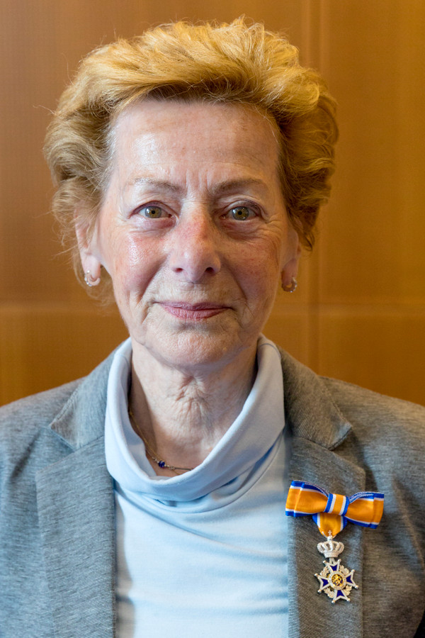 Gerda Vos-Ender.