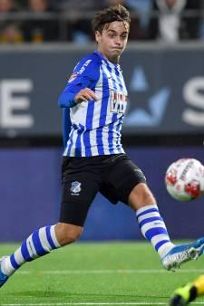 PSV heeft interesse in aanvaller Kaj de Rooij (19) van FC Eindhoven