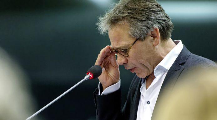 Gedeputeerde Rik Grashoff (GroenLinks).