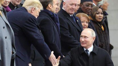 """Kremlin haalt uit naar """"onvoorspelbaarheid"""" van Washington"""
