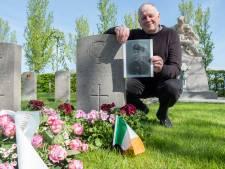 Iers oud-strijder Eerste Wereldoorlog eeuw na zijn dood herdacht op Vlissingse begraafplaats