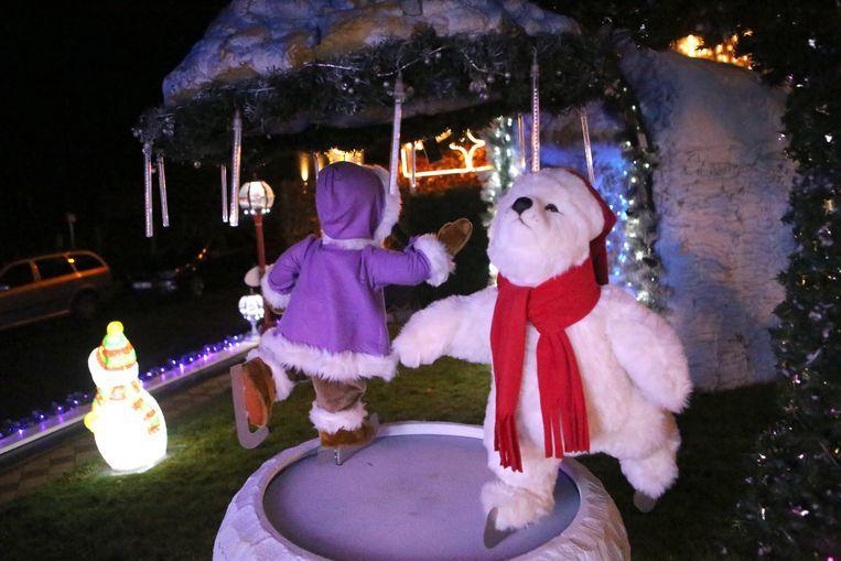 De kersttuin in Tienen