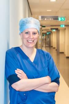Martine (35), directeur transportbedrijf: 'Ik dacht: ik moét helpen in het ziekenhuis'