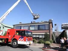 Brandweer rukt uit voor woningbrand in Soest, mogelijk ontstaan door dakwerkzaamheden