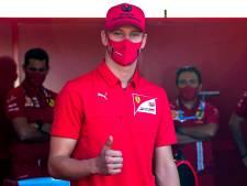 Zoon van Schumacher wil jacht gaan maken op Hamilton: 'Wil zijn records verbeteren'