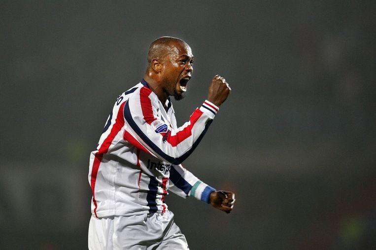 Ibrahim Kargbo nam 200 duizend euro aan om een wedstrijd te fixen. Beeld anp