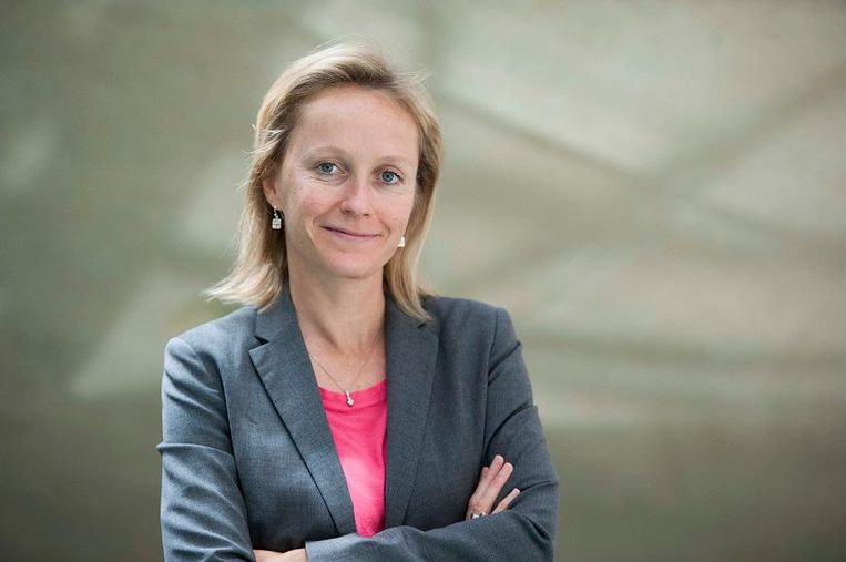 Annick De Ridder.