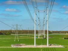 Onderzoek 150 kV-leidingen Oosteind uitgesteld