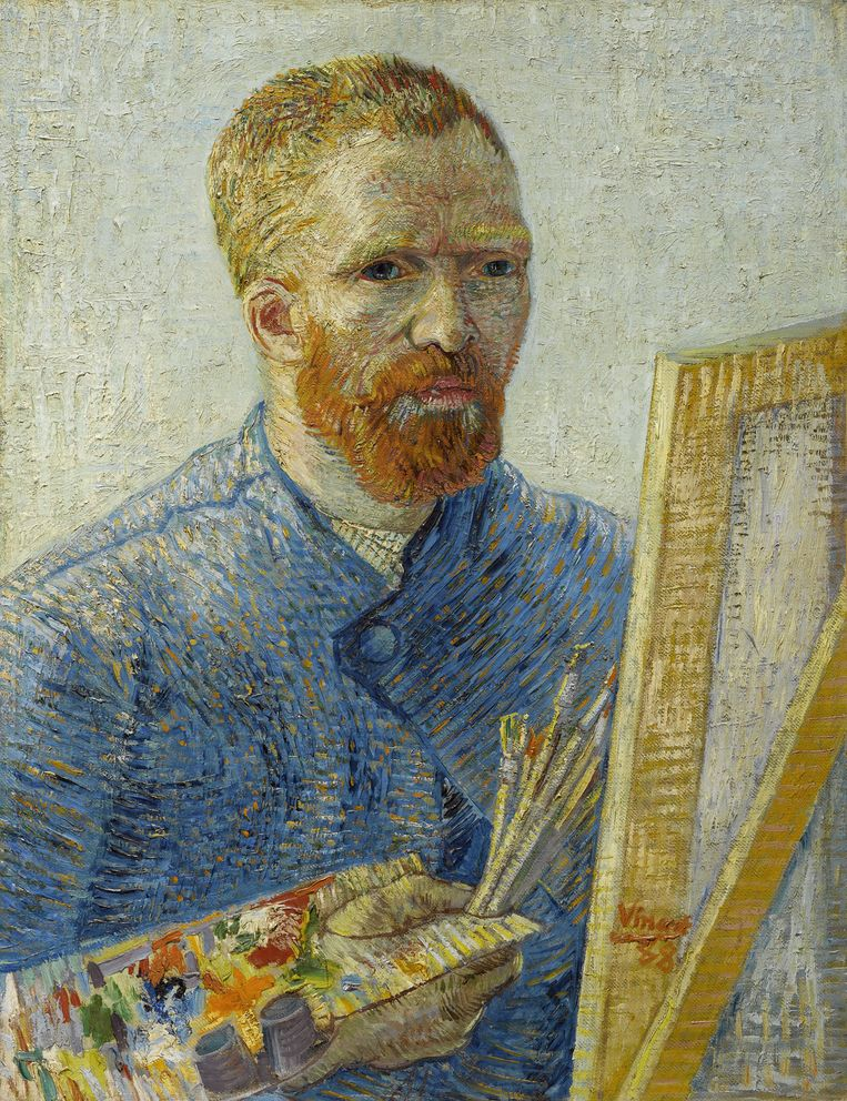 null Beeld Van Gogh