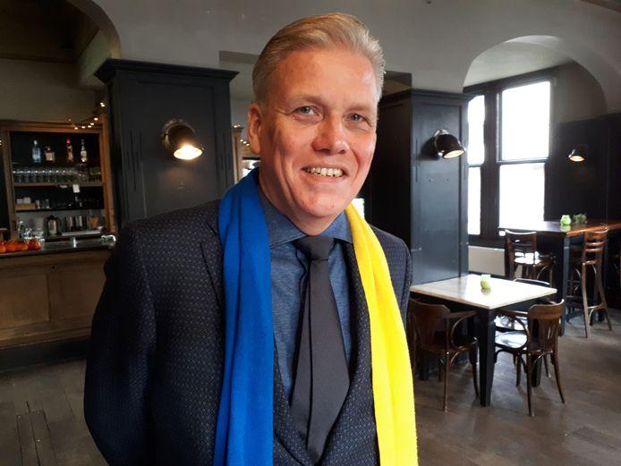 Robert-Jan Steegman.