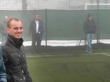 Sneijder: Trots op DHSC en iedereen die zich voor de club inzet