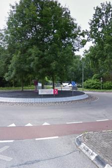 Gemeente werkt aan veiliger rotondes