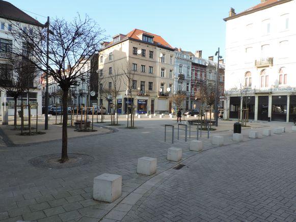 Archiefbeeld van Place Orban.