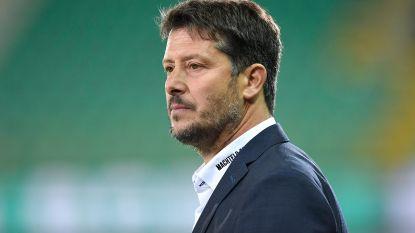 Cercle beraadt zich over lot van coach Mercadal